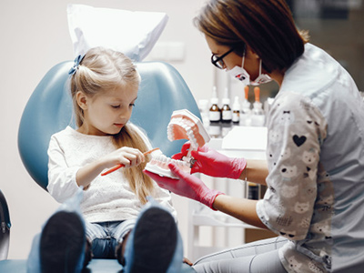 Дитяча стоматологія Борщагівка