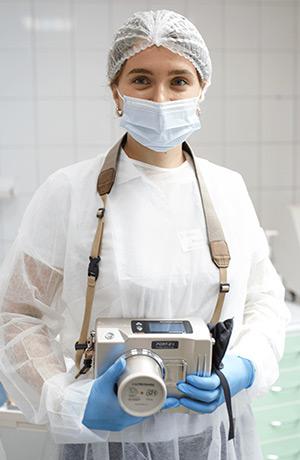 Рентгенографія в стоматологічній клініці UNISTA (ЮНІСТА)