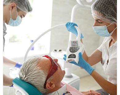 якісне відбілювання зубів
